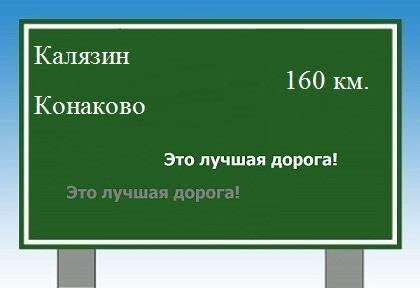Как проехать из Калязина в