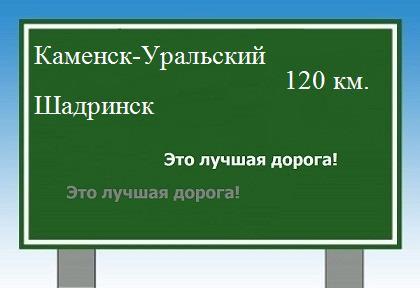 от Каменска-Уральского до