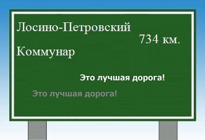 от Лосино-Петровского до