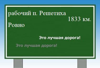 Решетиха Нижегородская Область Карта